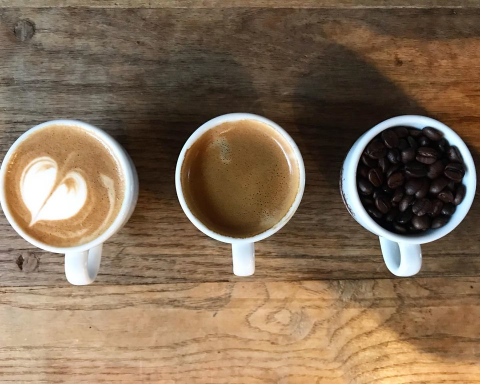 Coffee shops are booming on UK high streets