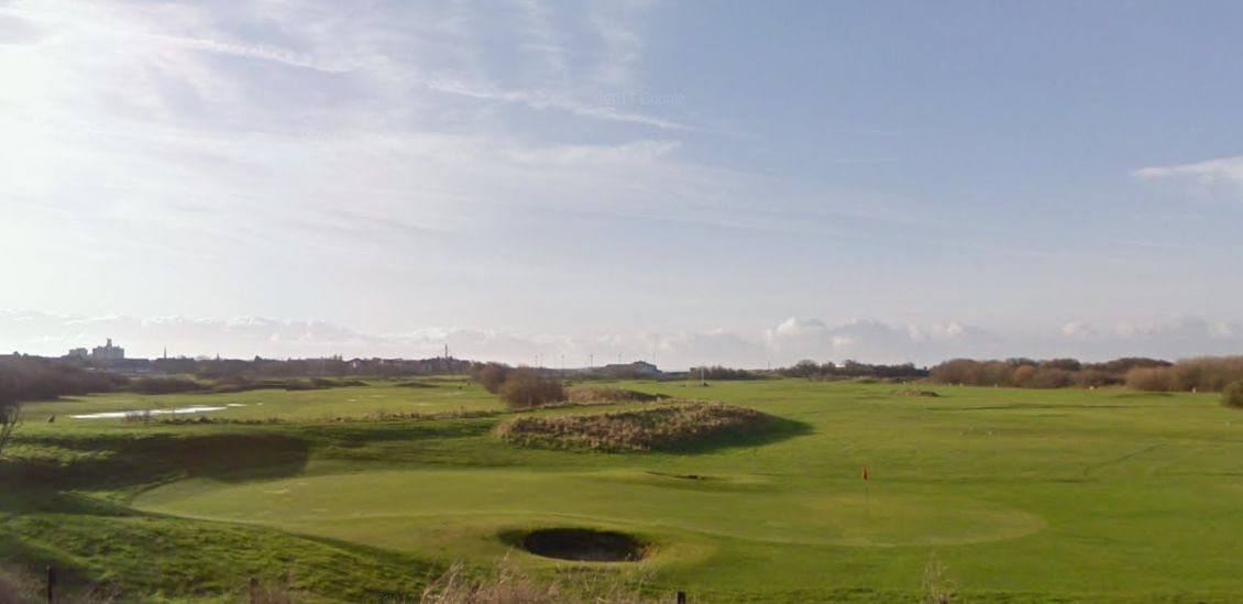 Southport Golf Links. Photo by Google